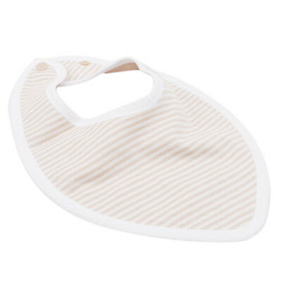 1Pcs Infant Baby Boys Girls  Feeding Saliva Triangle Towel Soft Cotton Bib LG