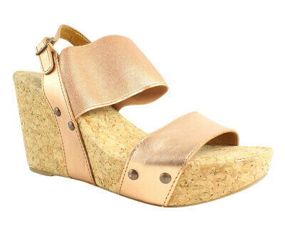 17eed2821d LUCKY BRAND WOMENS Lk-Lattela Brown Sandals Size 8.5 - $9.99 | PicClick