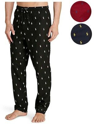 Ralph Pony Polo Flannel Men's Lauren Pj Pants LVUqMpSGz