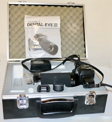 Yashica Dental Eye III Macro Camera In Working Condition Complete In Case