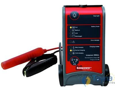 Keepower SMALL CAN BUS - 12V Batterie Charger 1A / 4A - BMW Bikes