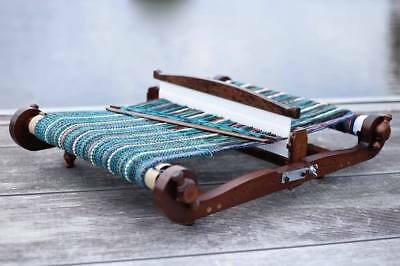 Kromski Harp Forte Rigid Heddle Walnut Loom/Bag 24 Inch FREE Ship Free Shuttle
