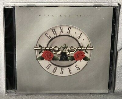 CD GUNS & ROSES Greatest Hits (n and) NEW MINT SEALED