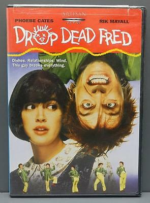 Drop Dead Fred DVD  Phoebe Cates Rik Mayall 1991 Out Of Print
