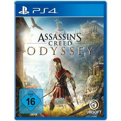 Ps4 - Assassin's Creed Odyssey [DE-Version] Playstation Ubisoft NEU