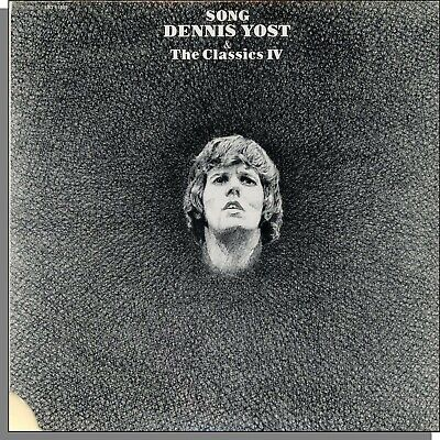 Dennis Yost & The Classics IV - Song (1970) - New Sealed LP Record! LST-11003
