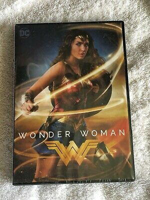 Brand New Wonder Woman DVD! Marvel 2018 Movie Fast Shipping!
