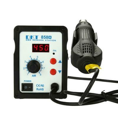 858D+Hot Air Soldering Station LED Digital Soldering Heat Gun Welding Machine