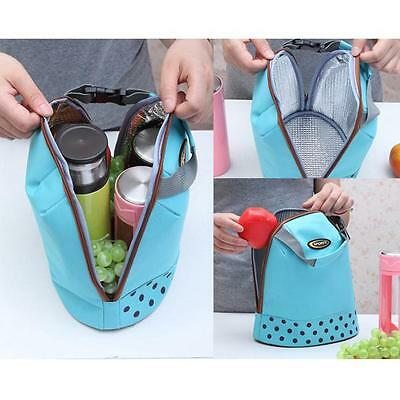 Thermal Cooler Insulated Picnic Lunch Box Thicken Storage Bag Tote Dining Pouch