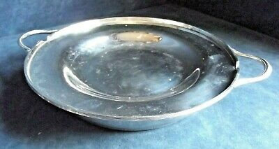 SUPERB Large ~ SILVER Plated ~ Plate / Tureen WARMING Stand ~ c1900 by Atkins