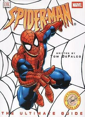 Spider-man: The Ultimate Guide-Tom DeFalco, Stan Lee