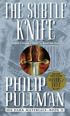 The Subtle Knife: His Dark Materials By Philip Pullman. 9780440238140