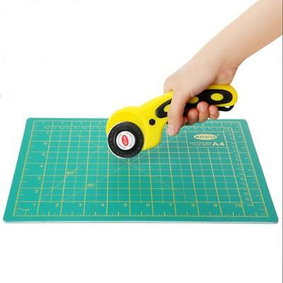 Cutting Tool Cloth Rotary Cutter Fabric Sewing Quilting Crafts Scissors BS
