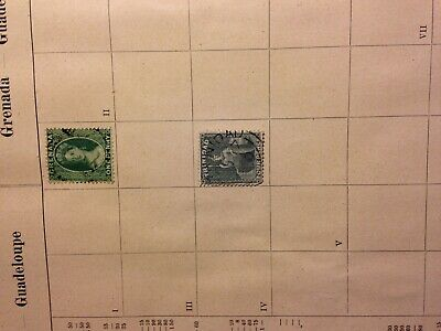 British colonies stamps: Barbados, India, Ceylon, Granada, Mauritius, Morrocco +