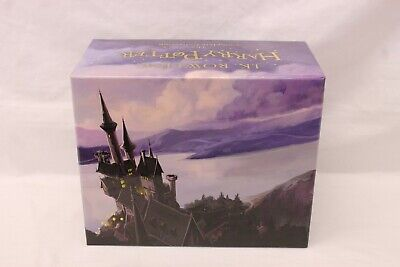 Harry Potter Box Set: The Complete Collection Paperback Books (880)