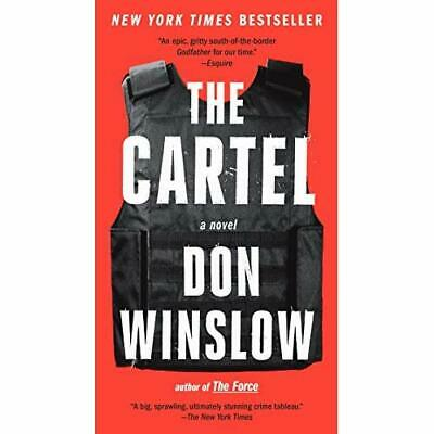 The Cartel (Power of the Dog) - Paperback NEW Winslow, Don 01/09/2017