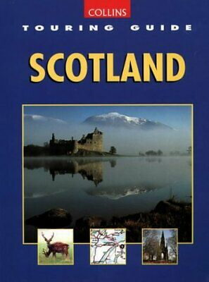 (Very Good)0004129733 Touring Guide of Scotland (Collins Touring Guide),Ramsay,