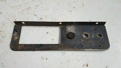 Landrover Series 2 2A Lower Dash Instrument Panel*