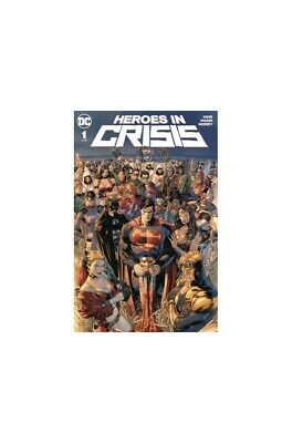 Heroes In Crisis #1 First Print