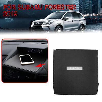 Dashboard Navigation Storage Anti-slip Mat Pad for Subaru Forester 2019
