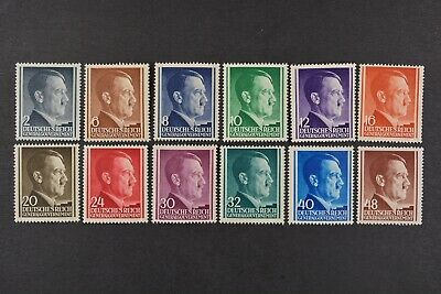 1941 MNH** German Occupation Stamps- Poland. General Government. A.Hitler
