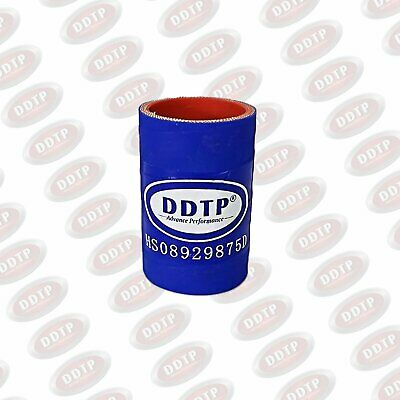 """Silicone Coolant Hose 1.75""""X3.25"""" 4-Ply for Detroit Diesel Series 60 Water Pump"""