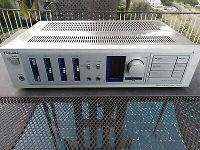 Amplificatore Toshiba stereo amplifier model sb-m3
