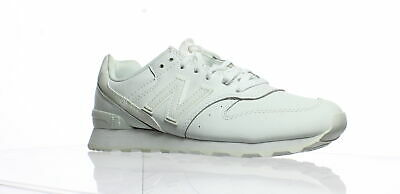 White/blue Walking Shoes Size 6.5 New Balance Womens 340078