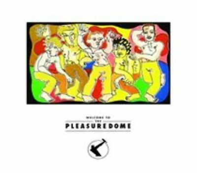 Frankie Goes to Hollywood - Welcome to the Pleasuredome (CD 2009) NEW AND SEALED