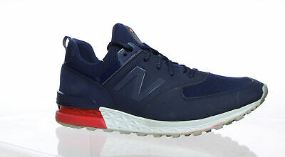 NEW BALANCE MENS Ms574sco Navy Running Shoes Size 11.5 (202870)