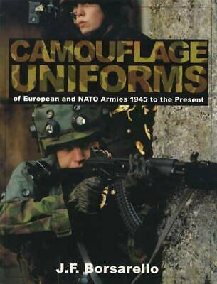 1945-UP MILITARY CAMOUFLAGE Uniform Guide Europe US Army NATO 200