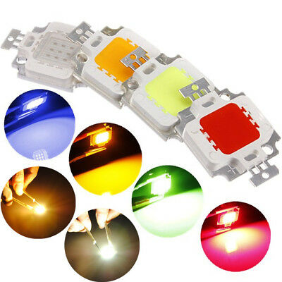 10W 20W 30W 50W 100W High Power Colors SMD LED Chip Bulb Bead Flood Light