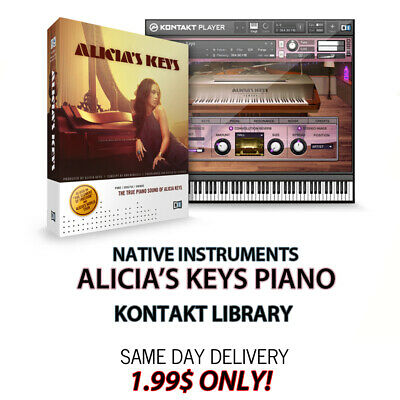 native instruments alicia keys vst
