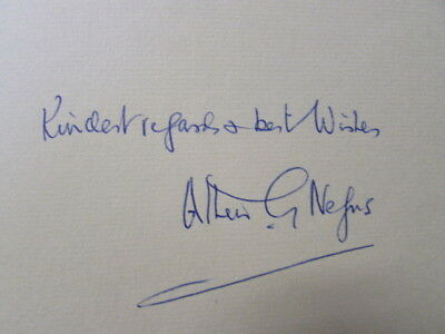 (Very Good) SIGNED The Arthur Negus Guide To English Furniture.,Robin Butler,Har