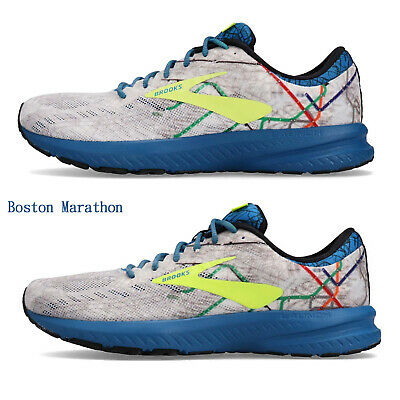 748fb29fa0142 Brooks Launch 6 Boston T Men Women Marathon Special Edition Running Shoes  Pick 1