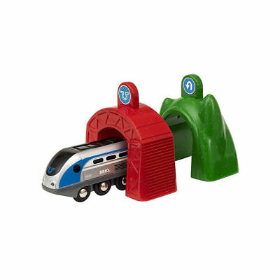 Actiontunnels Brio Train Bois Tech En Smart Avec hrsQdt