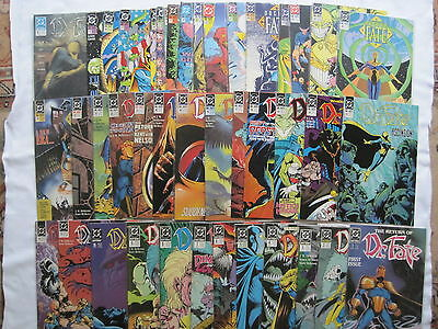 DOCTOR DR FATE :COMPLETE RUN 1 -41 +ANN 1 of 1988 DC series by DeMATTEIS,McMANUS