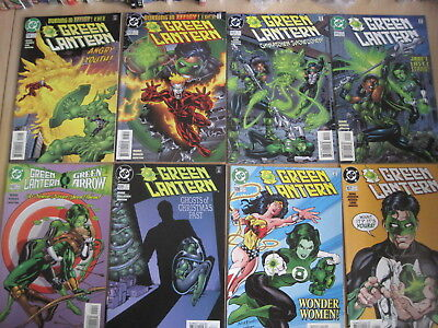 GREEN LANTERN Vol 3, DC 1990 SERIES : COMPLETE RUN issues 107 - 137. (31 TOTAL)