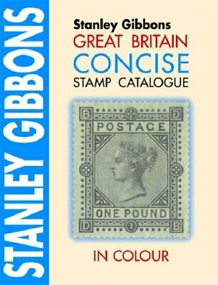 Great Britain Concise Catalogue in Colour 2006 (Stamp Catalogue)-Stanley Gibbon