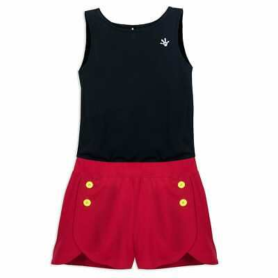 1c26f4a9d97 DISNEY WOMEN S ROMPER - Mickey Mouse Costume  Large Size  -  39.95 ...