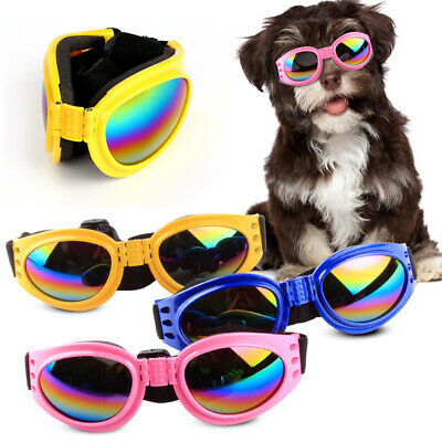 Pet Protection Small Doggles Dog Sunglasses Pet Goggles UV Sun Glasses Eye Wear