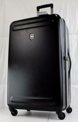 "Victorinox Etherius Large 29"" Expandable Spinner Suitcase Black"