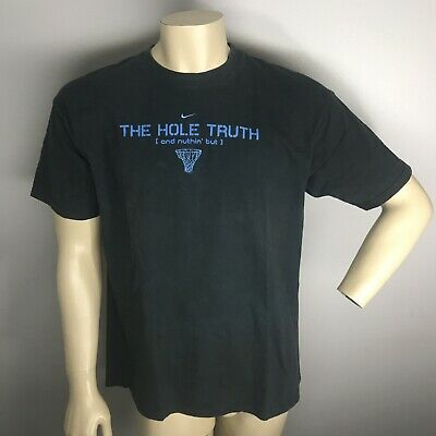 a52876d37 VINTAGE NIKE BASKETBALL Ringer T Shirt Made In USA Large -  24.99 ...