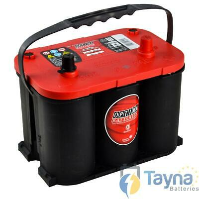 Optima Red Top Batterie RTS 4.2 R (Reversed) (8003-251)  (34R) RTS4.2R RTR4.2 AG