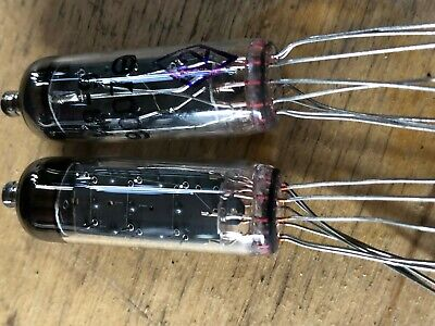 6 pieces IV-9 Nixie Numitron Tubes for clock NEW Made in USSR low drive voltage