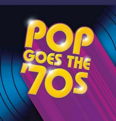 Pop Goes the 70s Box Various Artist 10 CD Time Life New sealed Free shipping