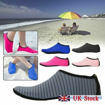 Mens Womens Shoes Socks Warm And Skid Proof Beach Surf Diving Swim Shoes