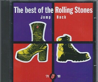 CD original: Rolling Stones: The Best of the Rolling Stones Jump Back