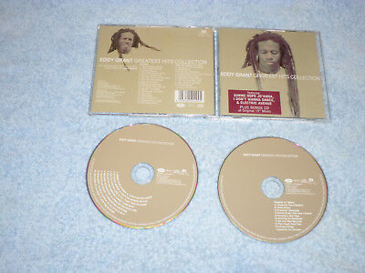 Eddy Grant  Greatest Hits Collection,(2 CD SET