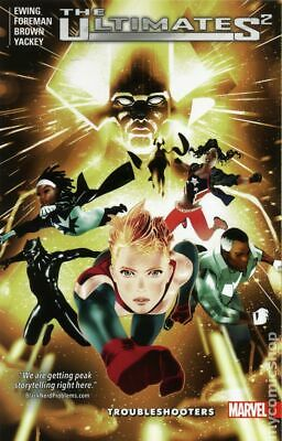 Ultimates 2 TPB (Marvel) By Al Ewing #1-1ST 2017 VF Stock Image